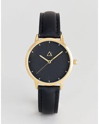 ASOS Часы С Однотонной Разметкой Asos-черный - Многоцветный