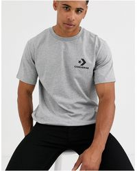 Converse Star Chevron T-shirt - Gray