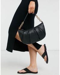 Mango Mini Handbag - Black