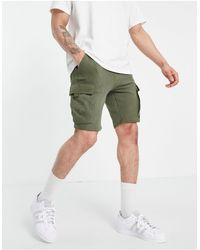 Only & Sons Pantaloncini cargo - Verde