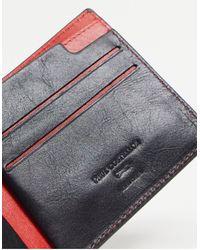 Paul Costelloe Leather Wallet - Black