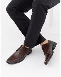 ASOS Derby Shoes - Brown