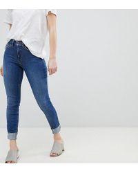 New Look - Turn Up Skinny - Lyst