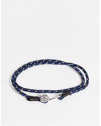 Classics 77 Abseil Wrap Bracelet - Blue