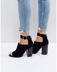 ASOS - Orla Heeled Shoes - Lyst