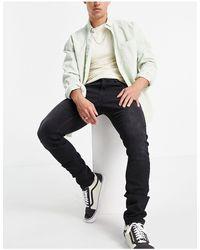 Tommy Hilfiger Lewis Hamilton Stone Jeans - Black