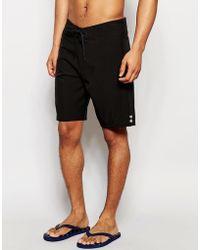 Billabong All Day 20 Inch Board Shorts - Black