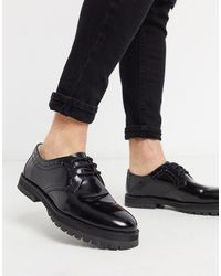 House Of Hounds Creed - Chaussures derby - ultra brillant - Noir