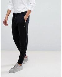 b4b8d23a8eb8 Polo Ralph Lauren - Pantalon de jogging ajust resserr aux chevilles avec  logo joueur de polo