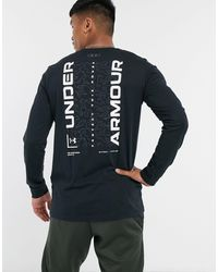 Under Armour 1996 Logo Long Sleeve T-shirt - Black
