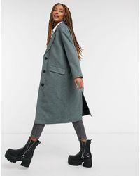 Pimkie Tailored Coat - Green