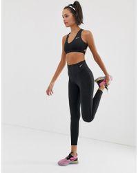 Nike Leggings reductores en negro