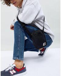 New Balance - Crossbody Bag In Black 500211-001 - Lyst