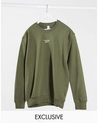 Reebok Sweatshirt - Groen