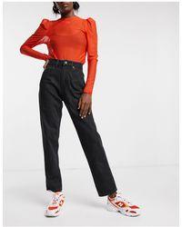 WÅVEN Mom Jeans - Multicolour