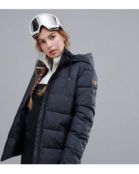 Roxy - Harbor Days Ski Jacket In Black - Lyst