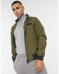 Barbour Стеганая Куртка Цвета Хаки Dysart-зеленый Цвет