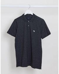 Abercrombie & Fitch Polo - Negro