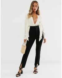 Capulet Lina High Waist Trousers - Black