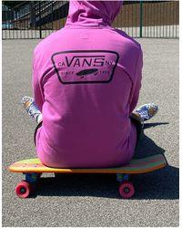 Vans Худи Розового Цвета -розовый