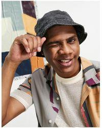 ASOS Bucket Hat - Zwart