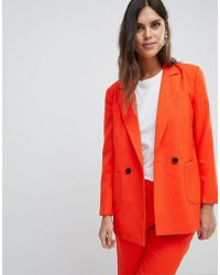 Y.A.S - Colored Tailored Blazer Two-piece - Lyst