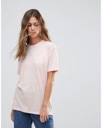Bethnals - Slubby Core T-shirt - Lyst
