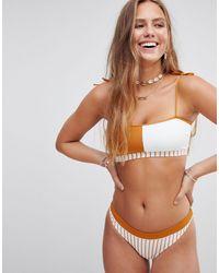 Rip Curl Rip Curl Skimpy Bikini Bottom - Metallic