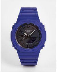 G-Shock G Shock Unisex Silicone Watch - Blue