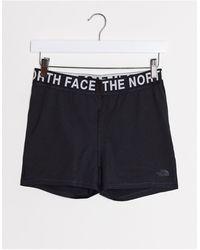 The North Face – Essential – Kurze Shorts - Schwarz