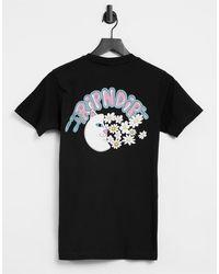 RIPNDIP Ripndip Floating Pocket T-shirt - Black