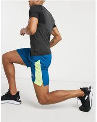 PUMA Running 7-inch Shorts - Blue