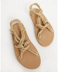 ASOS Sandals - Natural