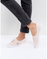 Fred Perry - Aubrey Color Sneakers - Lyst