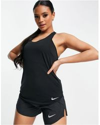 Nike Breathe Tank - Black