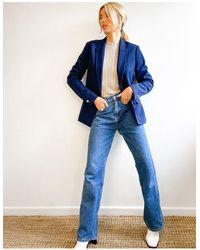 Ted Baker Resa Slim Tailored Jacket - Blue