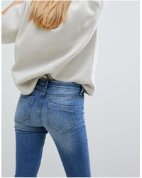 Blend She Moon May Skinny Jeans - Blue