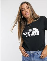 The North Face Easy Boyfriend - T-shirt - Noir