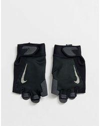 Nike Training Mens Ultimate Gloves - Black
