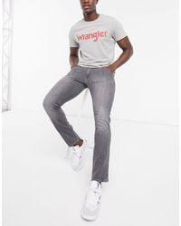 Wrangler - Bryson Skinny Fit Jeans - Lyst