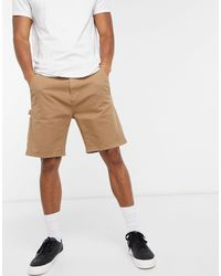 Esprit Cargo Shorts - Natural