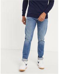Lee Jeans Jeans - Luke - Jean slim fuselé - Bleu délavé clair