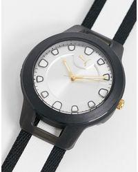 PUMA - Наручные Часы Серого Цвета -серый - Lyst