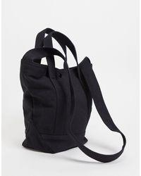 Carhartt WIP Small Tote Bag - Black