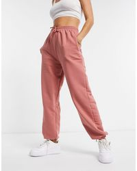 NA-KD Co-ord joggers - Pink