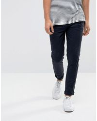 Minimum - Frees Slim Fit Pants - Lyst