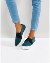 Call It Spring - Traredda Slip On Trainers - Lyst