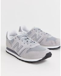 new style 412f1 0a920 373 Grey Trainers - Gray