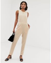 Y.A.S - Sleeveless Jumpsuit-multi - Lyst