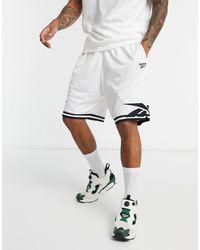 Reebok Classics Basketball Shorts - White